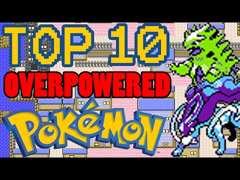 Top 10 Overpowered Generation 2 Pokemon