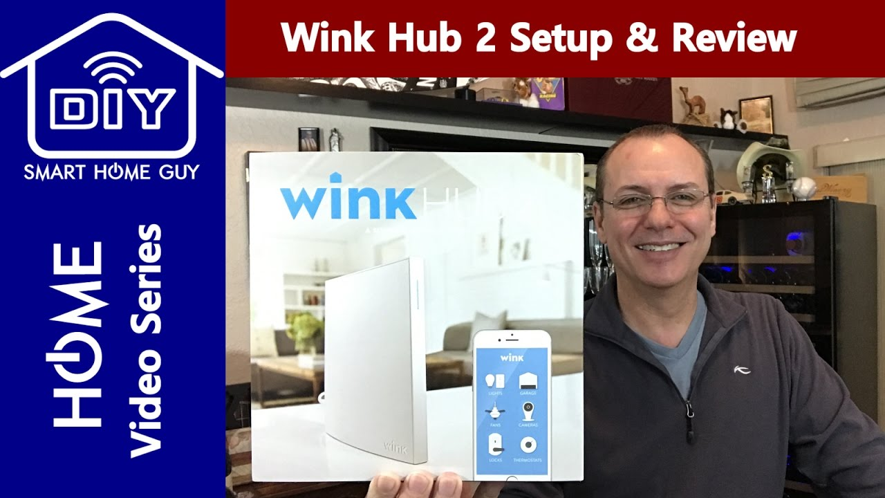 Home Automation Hub Reviews wink hub gen 2 setup with amazon echo alexa, migrate and review