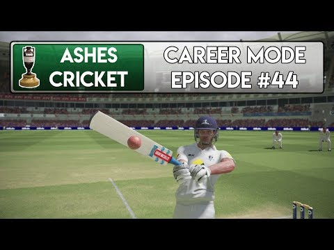 A TIED SHIELD MATCH? - Ashes Cricket Career Mode #44