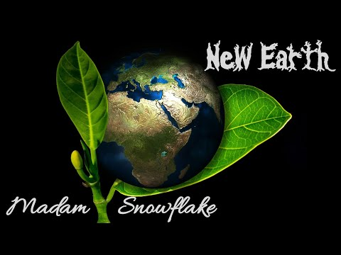 New Earth - Madam Snowflake (Official Lyric Video)