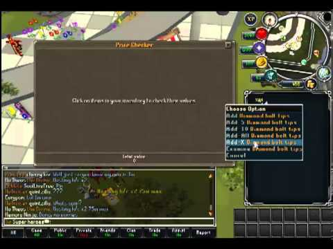 Runescape Money Making Guide 1m/h [Fletching]