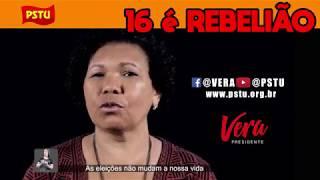 Eleições 2018: O Brasil precisa de uma rebelião!
