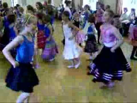 Sweet Kate - English Folk Dance - Summer School
