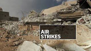 US airstrikes prompt protests and condemnation in Iraq | ABC News