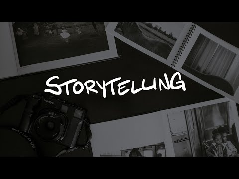 Let Your Photography Tell The Story