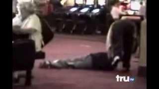 Worlds Dumbest Partiers 3 - Seizure's Palace - Las Vegas Drunk gamblers!
