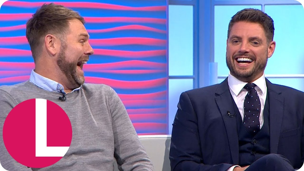 Cheeky Brian McFadden and Keith Duffy Were Mistaken for Father and Son! |  Lorraine