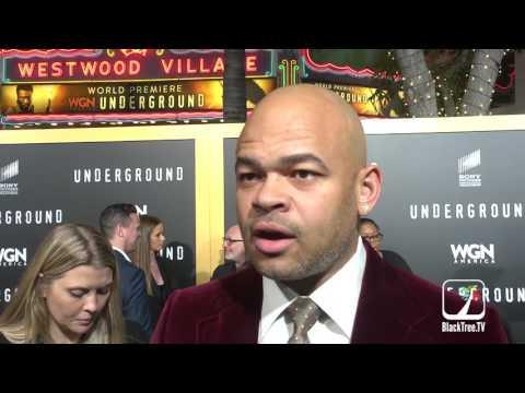 Emmy winning director Anthony Hemingway on Underground Season 2 V's. The People vs OJ