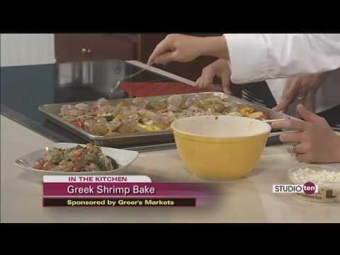 Greek Shrimp Bake part 3