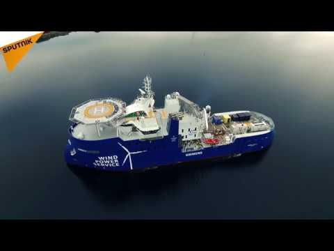 Un bateau unique construit en Norvège