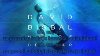 David Bisbal - Fiebre (Serbian Lyrics)
