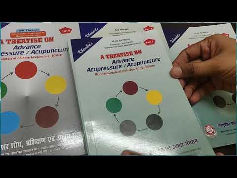 Acupressure Acupuncture Book Review @Andheri-E 9702574799