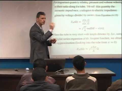 Lecture 6: Acoustics  of speech production