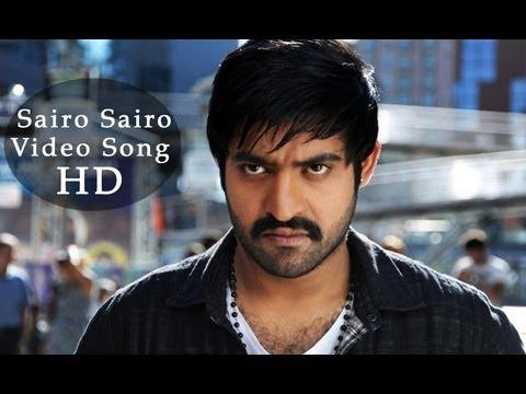 Sairo Sairo video Song HD - Baadshah Movie Video songs - NTR, Kajal Aggarwal