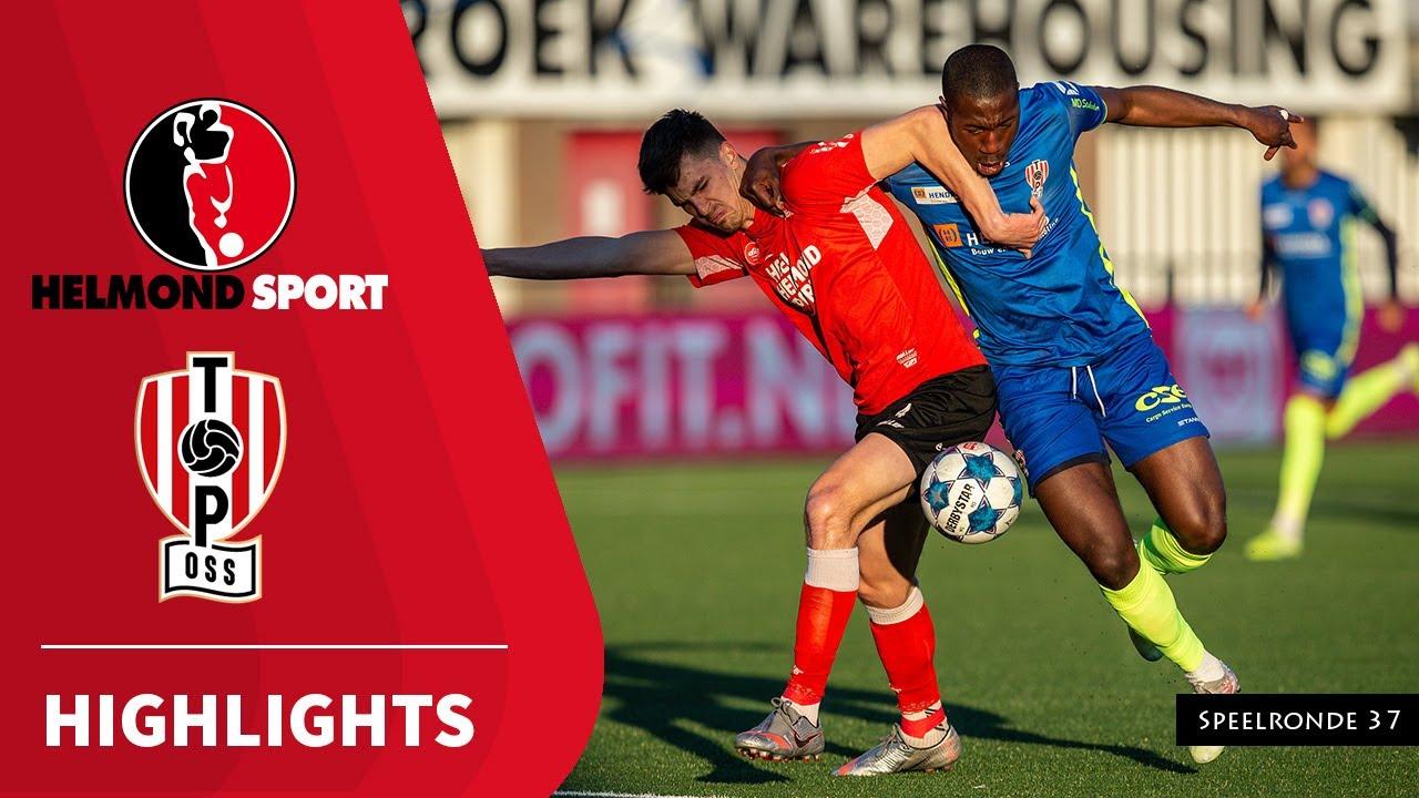Samenvatting Helmond Sport - TOP Oss (07-05-2021)