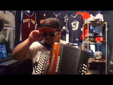 Flaco jimenez -you've got me wondering FSIII accordion cover
