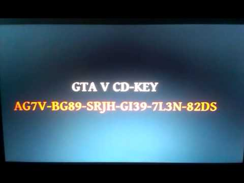 key gta 5 pc