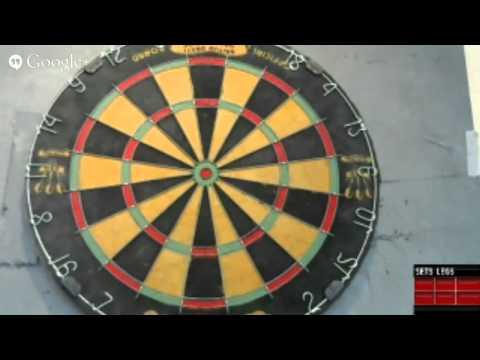 webcamdarts.com [Equalizer] Adam MVG Paxton (5) vs (0) dabber