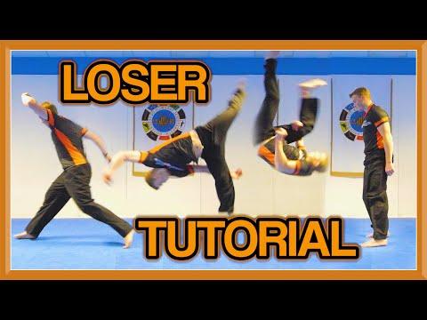 Loser Tutorial (Webster Flip Going Backwards) | GNT How to