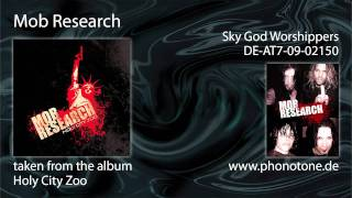 Mob Research - Sky God Worshippers