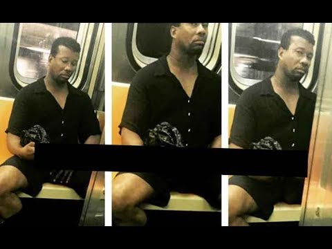 NY Subway Sex Crimes Up 52% / Indecent Exposure & Lewd Acts in Public