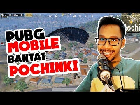 download SAPU BERSIH POCHINKI - PUBG MOBILE INDONESIA