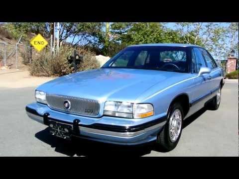 1992 Buick LeSabre 1 Owner 83,000 Orig Miles 3800 3.8 L V6 Olds GM MPG Car CHEAP