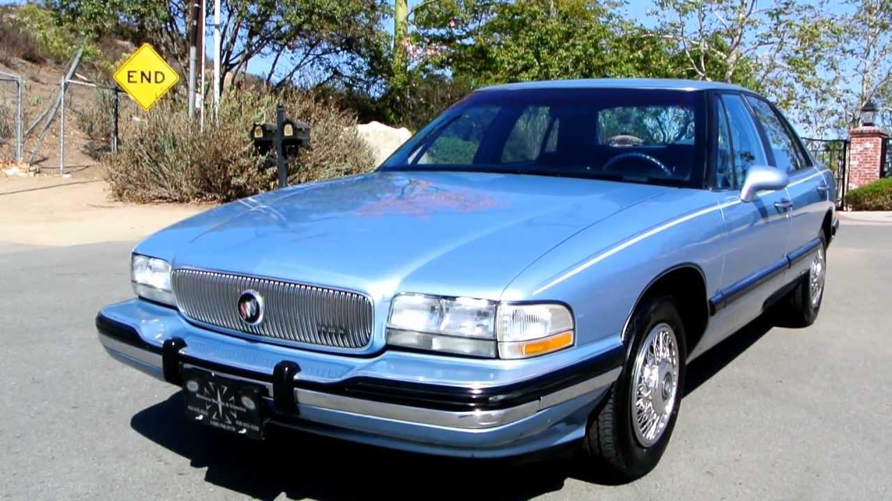 1992 Buick Lesabre 1 Owner 83 000 Orig Miles 3800 3 8 L V6