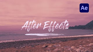 Schreiben Sie auf Text Zeigen-Effekt in Adobe After Effects - TUTORIAL