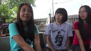 Kids Interview Bands - Shonen Knife