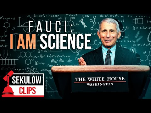 Dr. Anthony Fauci: The Embodiment Of Science?