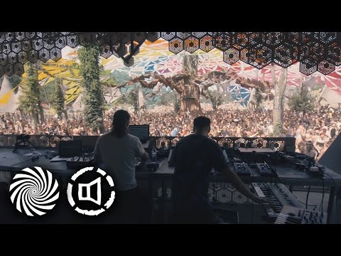 LOUD feat. Emok & Vice - Om @ Ozora...