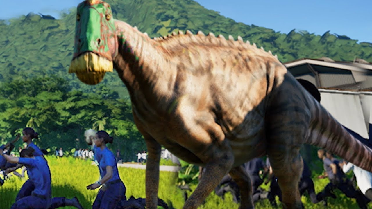 Jurassic world evolution can i run it