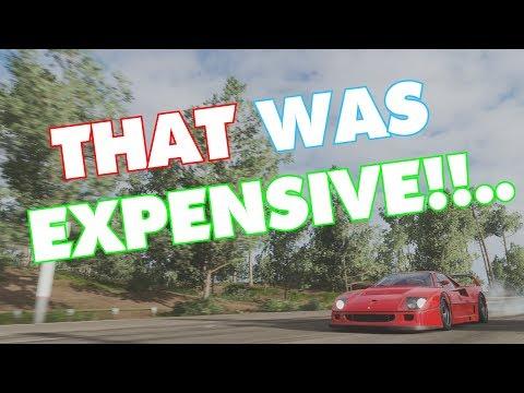 THAT WAS EXPENSIVE!!.. Forza Horizon 4 | 74