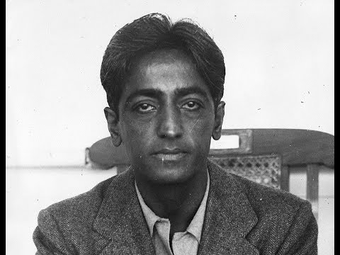jiddu krishnamurti Jiddu krishnamurti: jiddu krishnamurti, indian spiritual leader he was educated in theosophy by the british social reformer annie besant, who proclaimed him the.