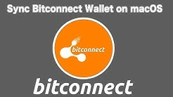 How to Setup and Sync Bitconnect-Qt Wallet on macOS