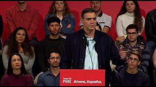 """Sánchez asegura que el Gobierno hará """"lo que tenga que hacer"""""""