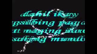 I Knew I Loved You (Tagalog Version) RhOMEO Remix W/Lyrics