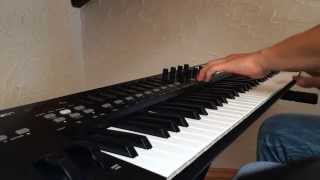 Nineties Kid Piano Cover Of Ellie Goulding