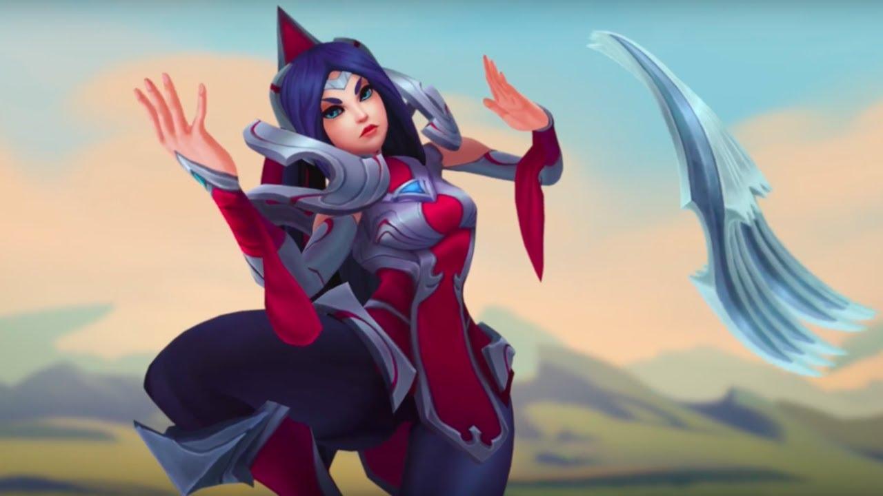 League of Legends Official Irelia: The Blade Dancer ...  League of Legen...