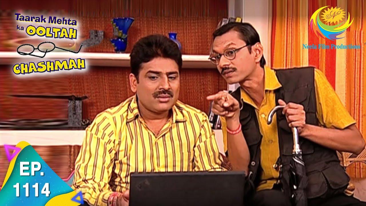 Download Taarak Mehta Ka Ooltah Chashmah - Episode 1114 - Full Episode