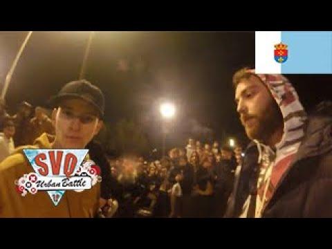 NOVAK VS JEGO | OCTAVOS | CLASIFICATORIA SAN JOSÉ | SVQ URBAN BATTLE 2018