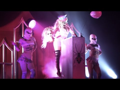In This Moment LIVE HD Full 2016 7 Flags Event Center, Clive, IA