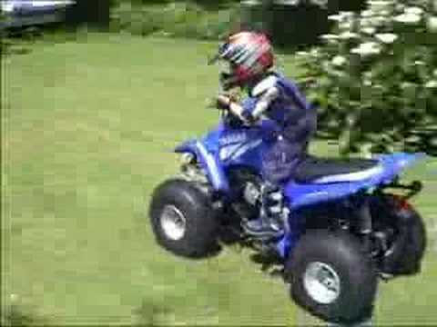 quad yamaha 80cc