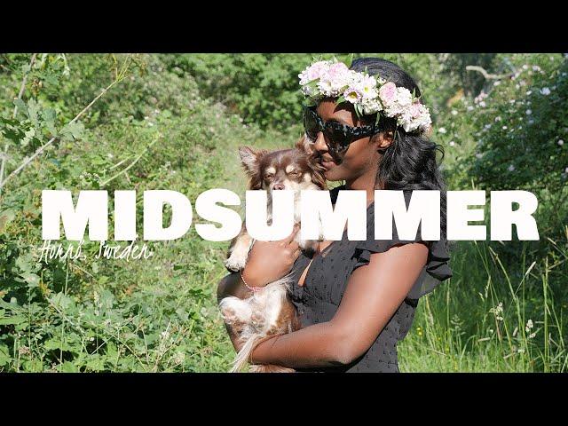 Swedish midsummer celebration │ Mörkö, Sweden