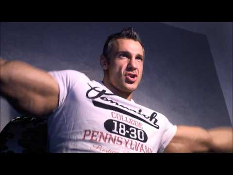 8be263cf Muscle God Alex Flexes & Rips Tight Shirt - YouTube