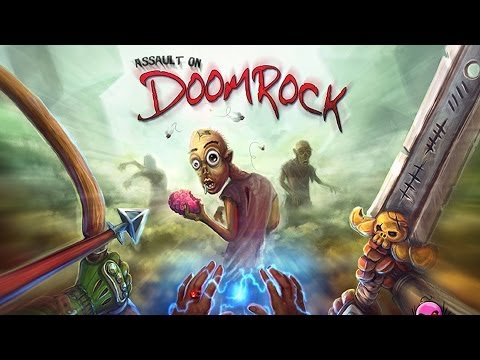 Assault on Doomrock - Indiegogo preview part I (overview and setup)