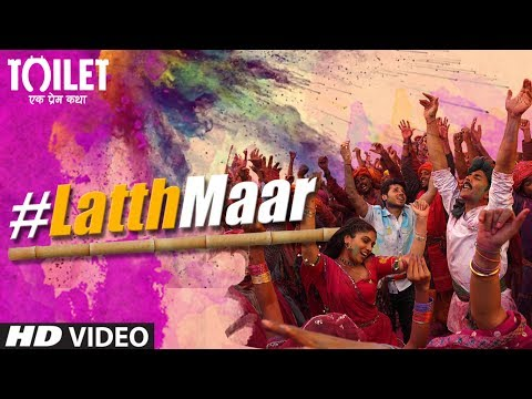 Gori Tu Latth Maar Video Song - Toilet- Ek Prem Katha
