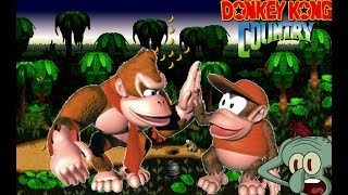 DONKEY KONG Y DIDDY KONG EL DUO MOUSTROSO| Donkey kong country| Winnisaurio