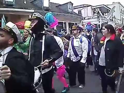 New Orleans Mardi Gras parades 2018